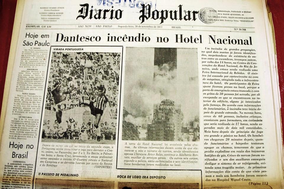 Diário Popular: 28 de novembro de 1977