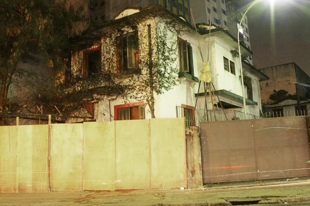 Antiga cantina na Rua Carlos Sampaio (1)