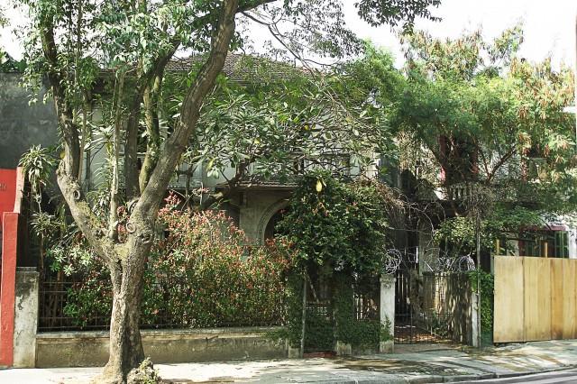 Casa antiga na Rua Carlos Sampaio (2)