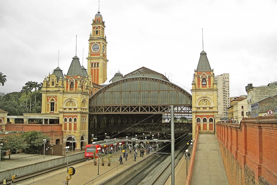 Gare da Estação da Luz