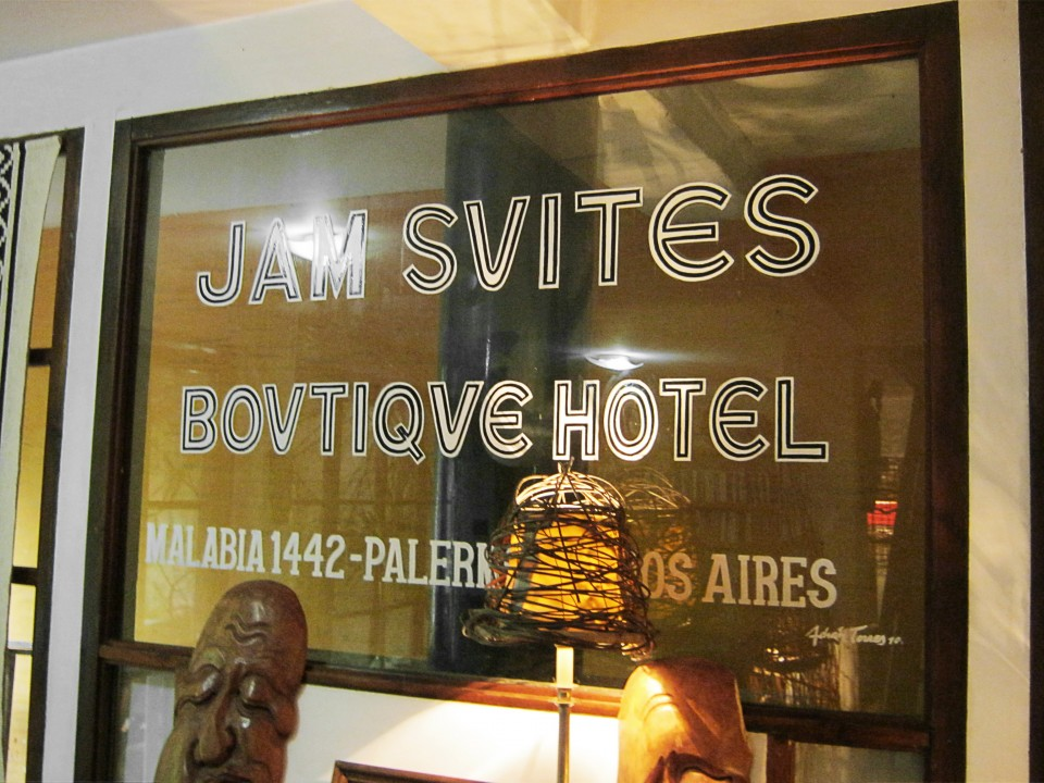Jam Suites Boutique Hotel