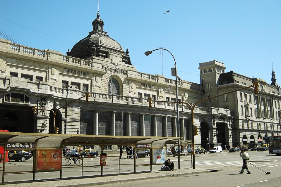 Estación Retiro Mitre