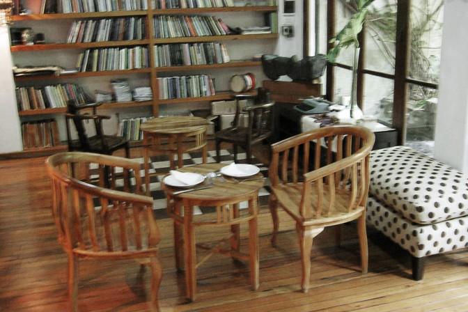 Sala do Jam Suites Boutique Hotel