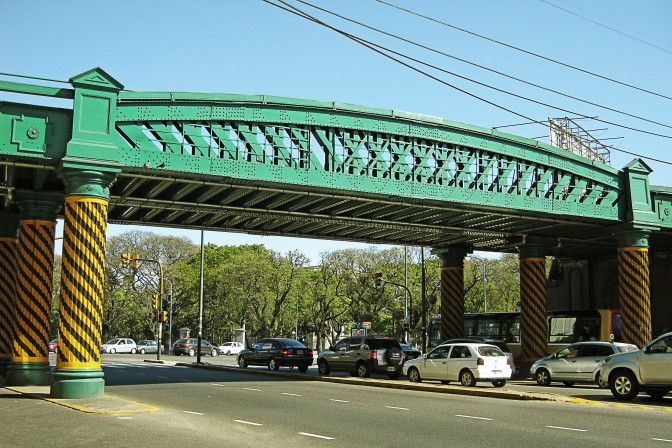 Puente Pacífico, em Buenos Aires