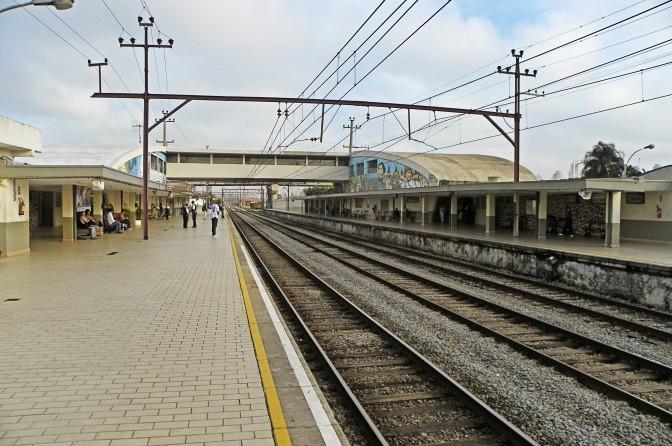 Estação Ipiranga da CPTM