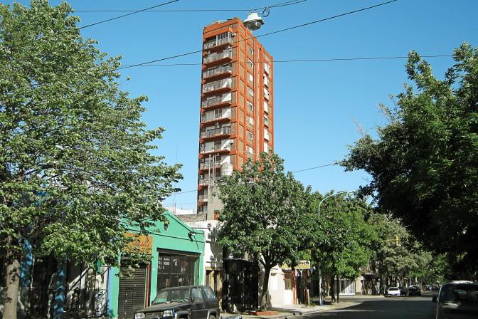 Prédio próximo à Gorriti, em Buenos Aires