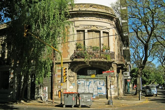 Esquina de Gorriti e Thames, em Palermo, Buenos Aires