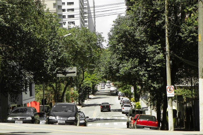 Rua Carlos Sampaio