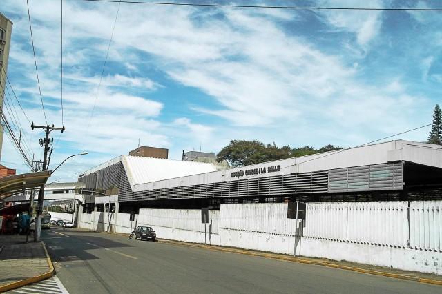 Estação Canoas/La Salle