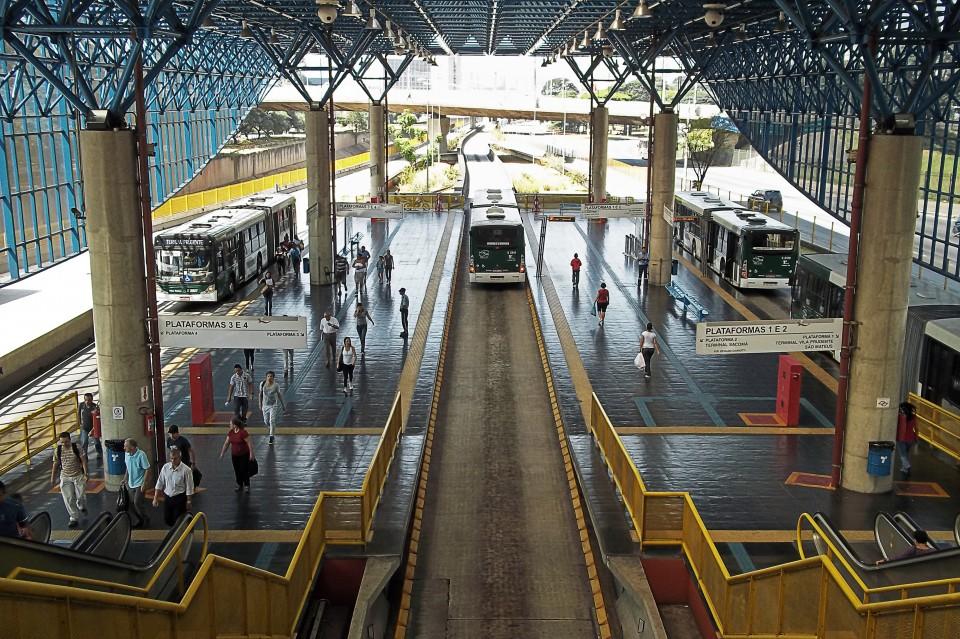 Expresso Tiradentes: Terminal Mercado