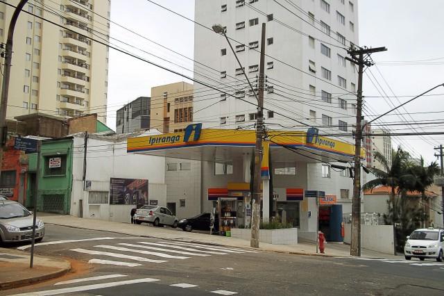 Rua Martiniano de Carvalho x Santa Madalena (2011)