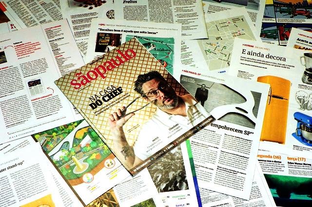 Revista Sãopaulo, da Folha
