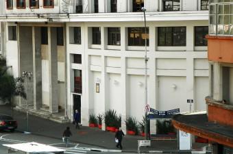 Claridge Hotel, depois Cambridge Hotel, em São Paulo