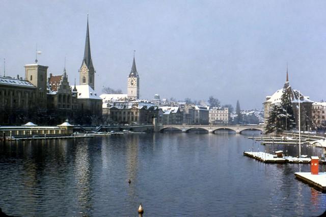 Zurique em 1954 (4)