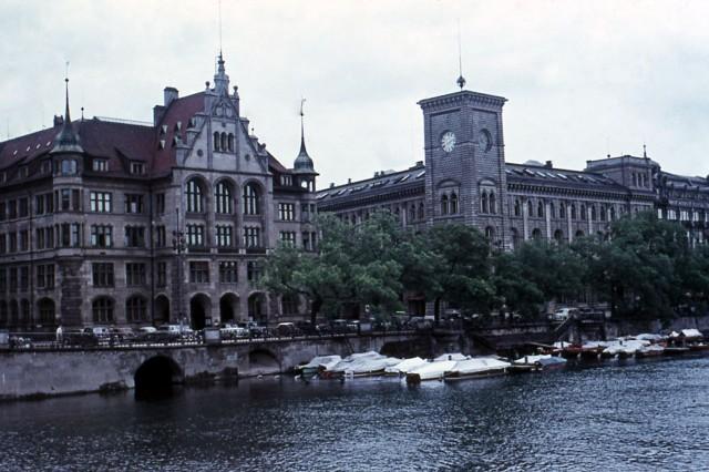 Zurique em 1954 (8)